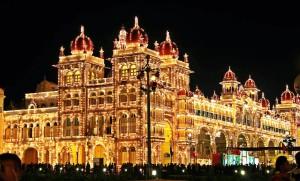 Mysore Palace, Mysore.